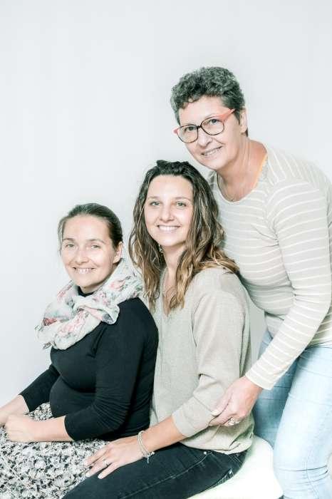 famille-studio-tante-nièce-soeur